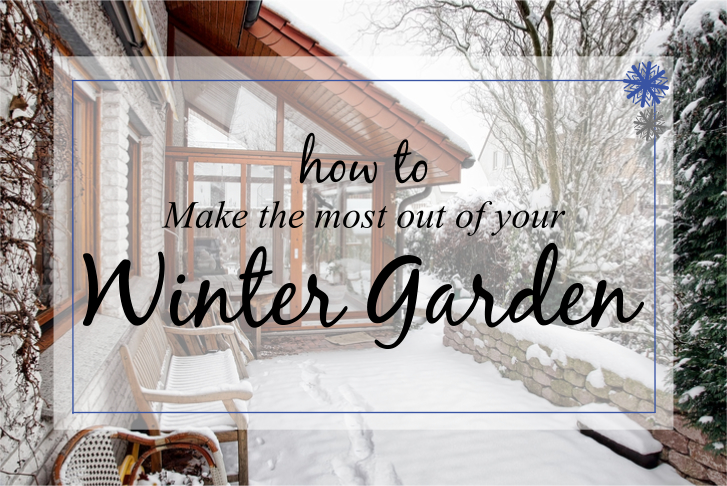 Rather Than Getting Upset About The Frosty Temperatures And The Lack Of  Sun, You Should Take The Winter Months As An Opportunity To Plan New  Projects For ...