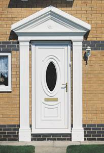 Victorian Door Surrounds At Apc Architectural Mouldings