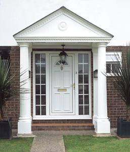 Portico Doorways