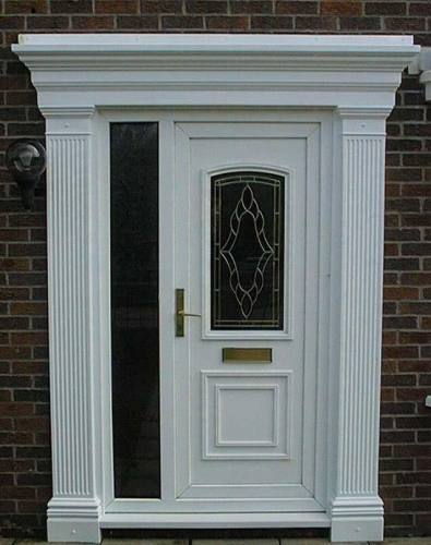 Extended Georgian Door Surrounds At Apc Architectural