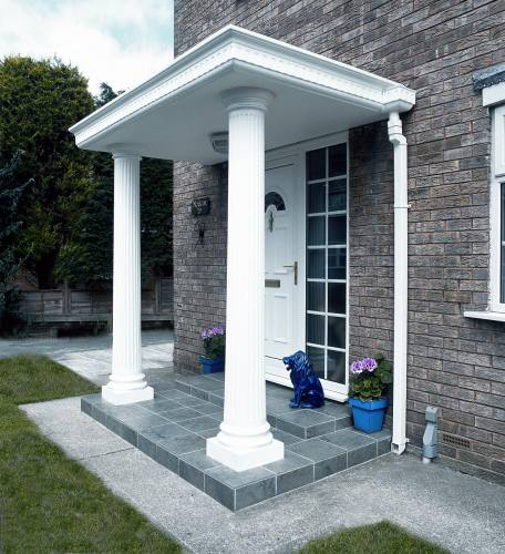 Flexi Porch Roofs Apc Architectural Mouldings