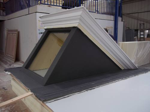 Grp Dormer Windows At Apc Architectural Mouldings