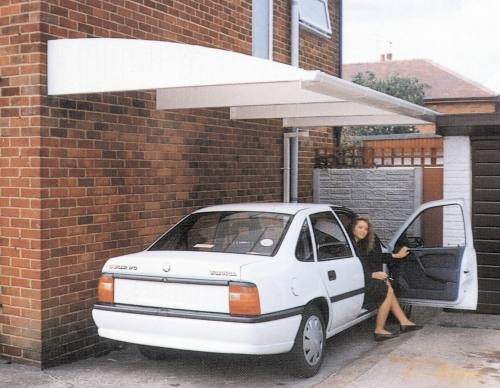 & Cantilever Carport Canopy Kits at APC Architectural Mouldings