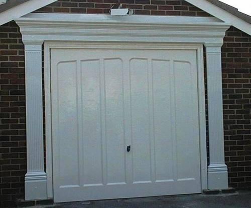 Georgian Door Surrounds at APC Architectural Mouldings